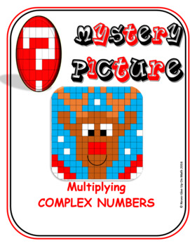 EMOJI - Complex Numbers: Multiplying (Google Interactive & Hard Copy)