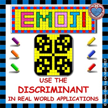 EMOJI - DISCRIMINANT in Real Life
