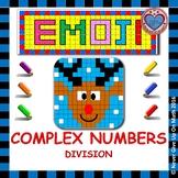 EMOJI - Dividing Complex Numbers