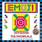 EMOJI - Dividing Polynomials (Long & Synthetic Division)