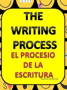 EMOJI ENGLISH/SPANISH BILINGUAL WRITING PROCESS