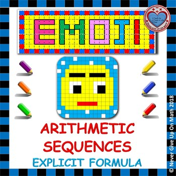 EMOJI - Explicit Formula of Arithmetic Sequence