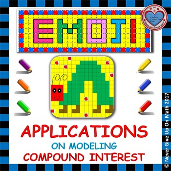 EMOJI - Exponential Functions: Compound Interest