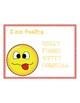 EMOJI Feelings and Emotions Synonym Posters
