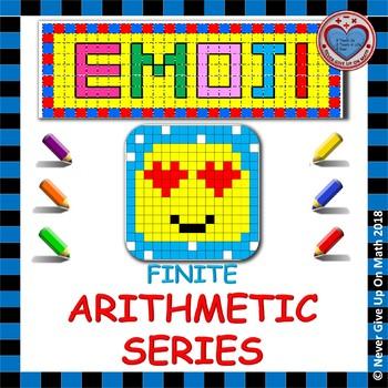 EMOJI - Finite Arithmetic Series