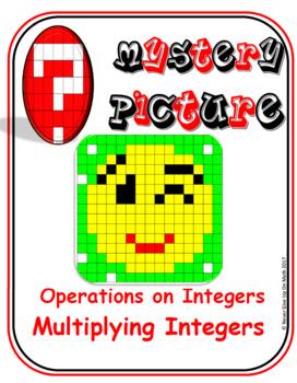 EMOJI - Integers: Multiplying Integers