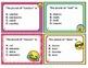 EMOJI Irregular Plural Nouns Task Cards - Common Core Aligned
