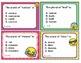 EMOJI Irregular Plural Nouns Task Cards - Common Core L.2.1b