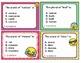 EMOJI Irregular Plural Nouns Task Cards - Georgia ELAGSE2L1b