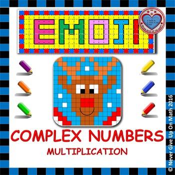 EMOJI - Multiplying Complex Numbers