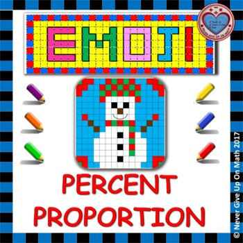 EMOJI - Percent Proportion