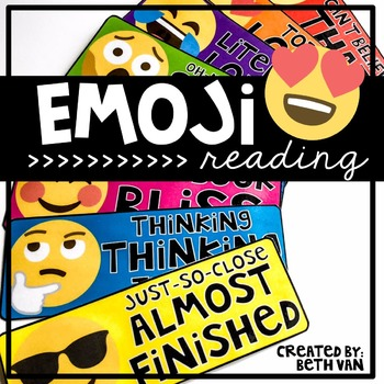 EMOJI Reading Status of the Class