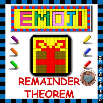 EMOJI - Remainder Theorem