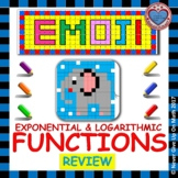EMOJI - Review: Exponential & Logarithmic Functions