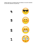 EMOJI Self Assessment Scales for Students