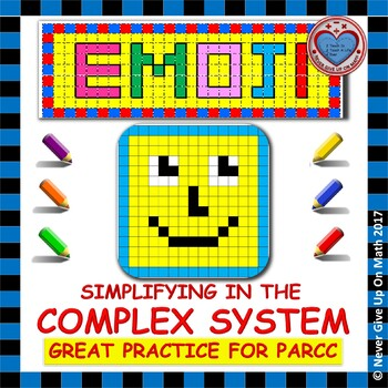 EMOJI - Simplifying in the Complex System (i to power & MORE) - PARCC