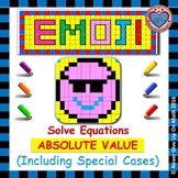 EMOJI - Solving Absolute Value Equations & Special Cases