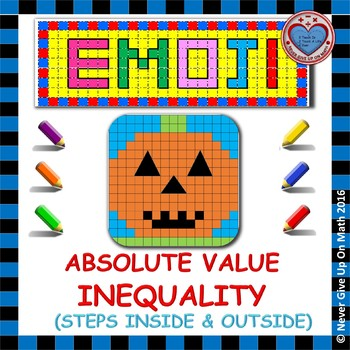 EMOJI - Solving Absolute Value Inequalities (including Special Cases)