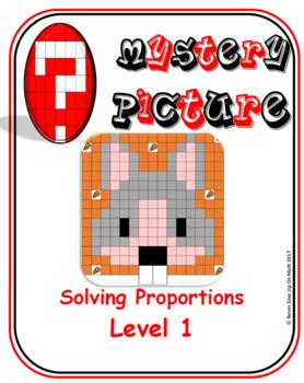 EMOJI - Solving Proportions: Level 1 (Google Interactive & Hard Copy)