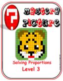 EMOJI - Solving Proportions: Level 3