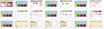 EMOJI - Solving Proportions: Level 4 (Google Interactive & Hard Copy)