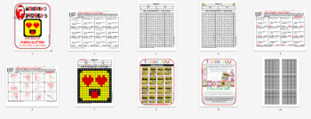 EMOJI - System of Inequalities: Is the Point a Solution? (Google & Hard Copy)