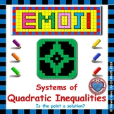 EMOJI - System of Quadratic Inequalities: Is the Point a Solution?
