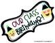 EMOJI THEMED Class Birthdays