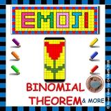 EMOJI - The Binomial Theorem & MORE