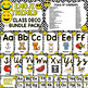 Emoji Classroom Theme Decor Mega Bundle Pack EDITABLE (BACK TO SCHOOL)