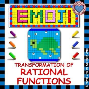 EMOJI - Transformation of Rational Functions