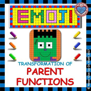 EMOJI - Transformations of Parent Functions