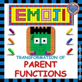 EMOJI - Transformations of Parent Functions