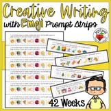 EMOJI WRITING PROMPTS – 42 Weeks of Creative Writing Prompts