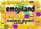EMOJILAND - DECIMAL DESERT MATH GAME