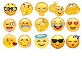 EMOJIS to talk about EMOTIONS