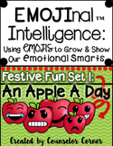 EMOJInal Intelligence Festive Set 1: An Apple A Day