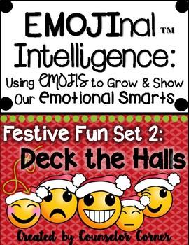 EMOJInal Intelligence Festive Set 2: Deck The Halls