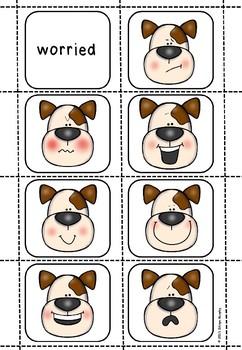 EMOTION BANG GAME OR SNAP -DOG THEME
