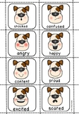 EMOTION BANG GAME OR SNAP -DOG THEME