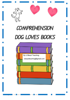 Dogs Love Books by Louise Yates