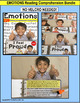 EMOTIONS Reading Comprehension Activity BUNDLE for Autism and Special Education