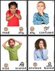 EMOTIONS and FEELINGS Task Cards for Autism with Visual Support
