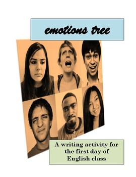 EMOTIONS TREE First day of class activity