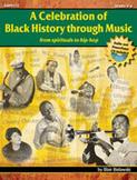 A Celebration of Black History Through Music (Enhanced eBook)