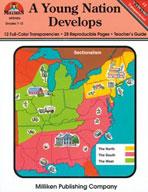 A Young Nation Develops (Enhanced eBook)