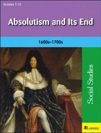 Absolutism and Its End