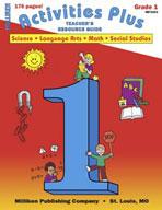 Activities Plus Grade 1 (Enhanced eBook)