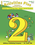 Activities Plus Grade 2 (Enhanced eBook)
