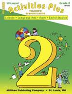 Activities Plus Grade 2 (Enhanced eBook)